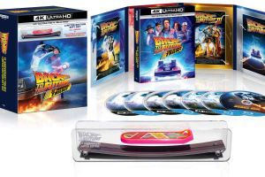 Back to the future: The Ultimate trilogy in home video a ottobre per celebrare il 35°anniversario
