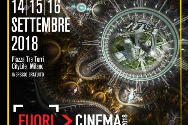 Milano Movie week 2018: tutto il programma di FuoriCinema a CityLife e video conferenza stampa di presentazione