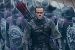 The great wall di Zhang Yimou con Matt Damon: trama, trailer italiano e fotogallery