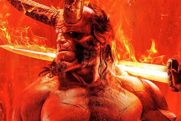 Hellboy (film 2019), podcast recensione del cinecomics reboot con David Harbour e Milla Jovovich