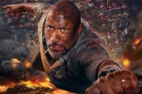 Skyscraper con Dwayne Johnson in home video a novembre: tutti gli extra in DVD e Blu-Ray