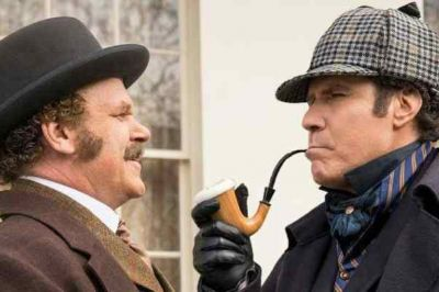 Holmes and Watson: primo trailer in inglese con Will Ferrell e John C Reilly