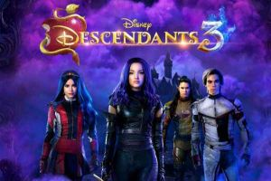 Descendants 3 in Prima TV su Disney Channel a fine ottobre