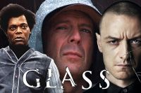 Glass: poster italiano del thriller psicologico di M Night Shyamalan