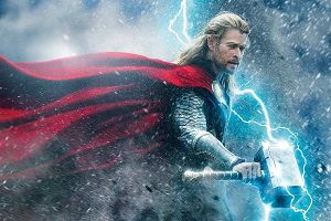 Thor The Dark world: poster italiano e data d'uscita
