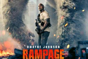 Rampage: secondo trailer in italiano del game movie con Dwayne Johnson