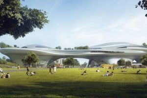 Il George Lucas Museum of Narrative Art sarà costrutio a Los Angeles