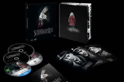 25°anniversario Schindler's List: la Definitive Edition in 4K in home video con tantissimi contenuti extra
