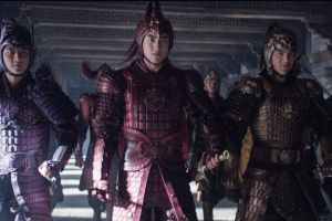 The great Wall con Matt Damon: nuova spettacolare clip promo sui protagonisti