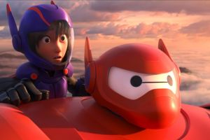 Big Hero 6 film Disney Marvel Comics: nuovo divertente trailer in lingua originale