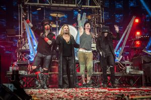 Mötley Crüe: The End, lo show documentario sul tour della band arriva negli UCI Cinemas