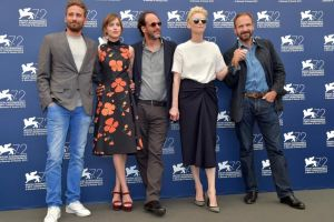 A bigger Splash: trailer ufficiale in italiano con Tilda Swinton, Ralph Fiennes e Dakota Johnson