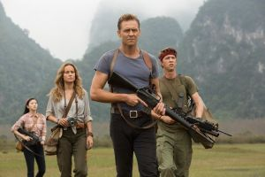 Kong Skull Island uscita cinema: 2 nuove clip in italiano con Tom Hiddleston e Brie Larson