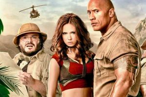 Jumanji The next Level: nuovo poster italiano con Dwayne Johnson e Jack Black