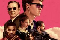 Baby Driver, recensione film action comedy musicale con Ansel Elgort e Kevin Spacey