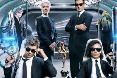 MIB saga: Men in black international video recensione del quarto capitolo con Chris Hemsworth