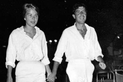 Marianne & Leonard - Parole d'amore, podcast recensione del documentario