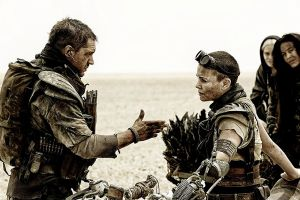 Mad Max Fury Road trailer finale con Tom hardy e Charlize Theron