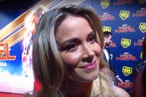 Captain Marvel: video interviste all'anteprima a Milano con Diletta Leotta e altri vip