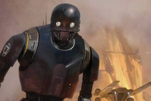 Star Wars Rogue One: il robot K-2SO protagonista in un nuovo spot