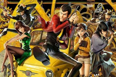 Lupin III The first, video recensione del primo film d'animazione in CGI
