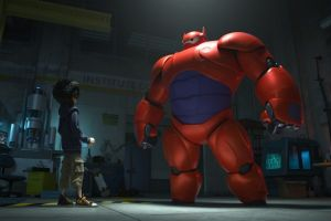 Big Hero 6 film Disney Marvel Comics a Natale al cinema: 2 divertenti nuovi spot tv in lingua originale