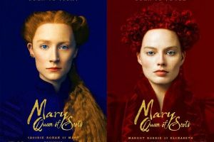 Maria Regina di Scozia con Saoirse Ronan e Margot Robbie in home video a maggio