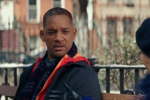 Collateral Beauty: poster italiano con Will Smith, Kate Winslet, Keira Knightley