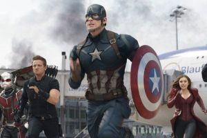 Captain America Civil War in home video a settembre: clip con le gag sul set nei contenuti speciali