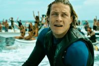 "Point Break remake: video intervista a ""Johnny Utah"" Luke Bracey"