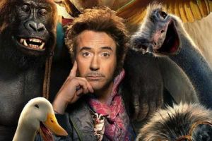 Dolittle con Robert Downey Jr in home video a maggio in DVD, Blu-Ray e 4K Ultra HD