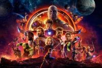 Avengers Infinity war in home video ad agosto: scena tagliata con Star Lord e Drax