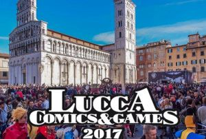 Lucca Comics & Games 2017: Area Movie, programma mercoledì 1 novembre