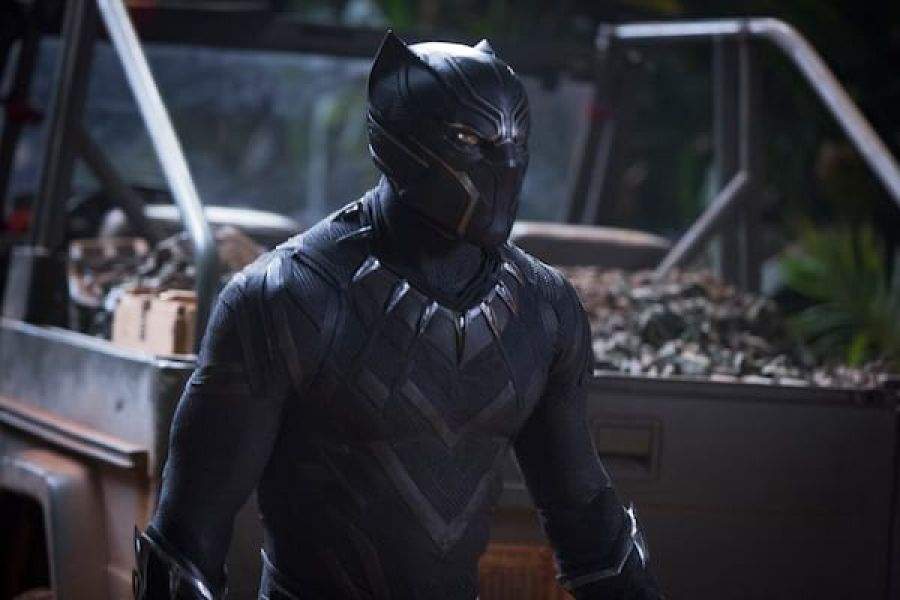 Black Panther cinecomics Marvel al cinema seconda clip in italiano