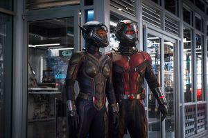 Ant-Man and the wasp: primo spot in inglese del cinecomics Marvel con Paul Rudd e Evangeline Lilly