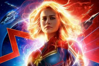Captain Marvel, cinecomics con Brie Larson: terzo trailer in inglese