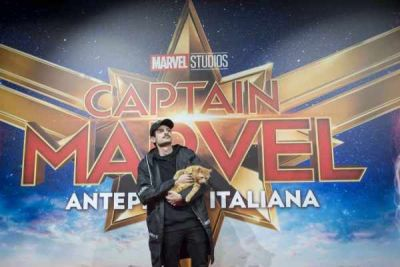 Captain Marvel: fotogallery del red carpet all'anteprima a Milano