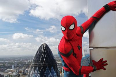 Spider-Man far from home: fotogallery con i poster e data d'uscita al cinema