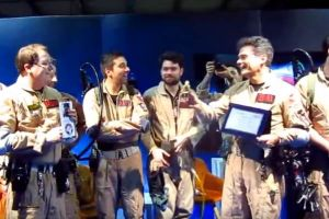 Cartoomics 2018 a Milano: video dell'incontro con Ghostbusters Italia