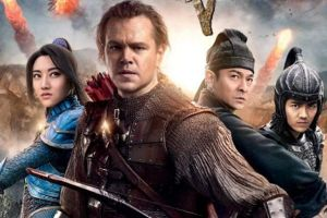 The Great Wall uscita cinema: video intervista a Matt Damon e al regista Zhang Yimou