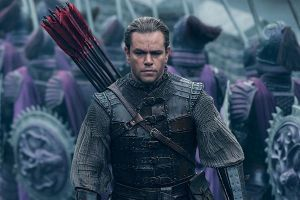 Matt Damon nel secondo trailer in inglese di The Great Wall di Zhang Yimou