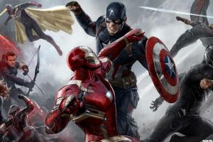 Captain America Civil War uscita in home video: fotogallery con i Concept Art del cinecomics