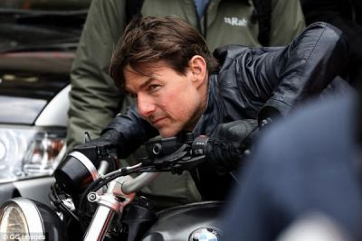 Mission Impossible 6 Fallout con Tom Cruise: 3 video B-Roll della produzione