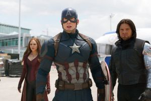 Captain America Civil War in home video a settembre: 2 clip sul making of Team Cap e il primo duello di Winter Soldier