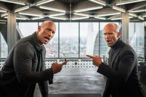 Fast & Furious - Hobbs & Shaw: 3 featurette backstage con Dwayne Johnson e Jason Statham