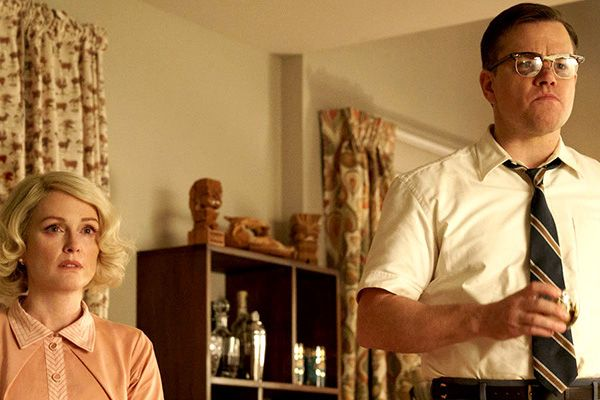 Suburbicon di Clooney con Matt Damon al cinema: 2 nuove clip in italiano