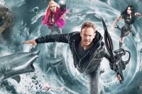 Sharknado 6, primo teaser trailer del nuovo trash movie con Ian Ziering