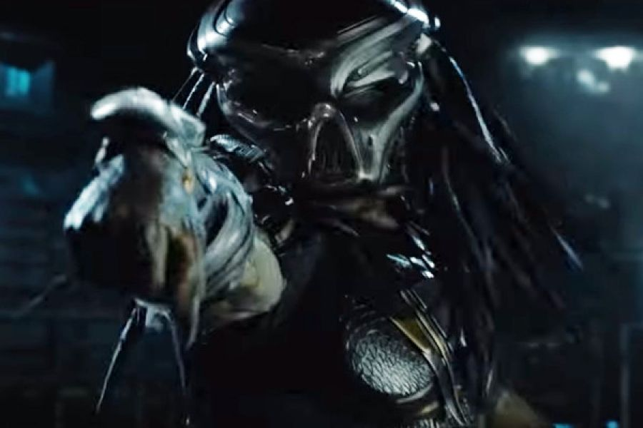 The Predator: ecco il primo teaser trailer italiano del film!