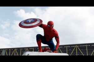 Captain America Civil War: nuovo spot tv action con Spider-Man in azione