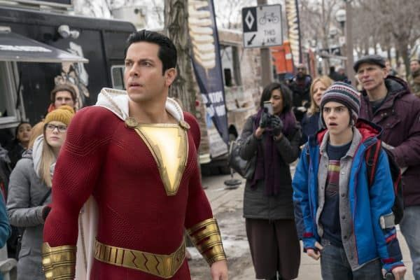 Shazam, il cinecomics DC Comics in home video ad agosto: contenuti speciali DVD e Blu-Ray